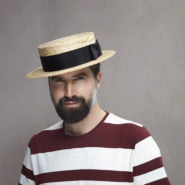 Classic boater - Panamas, Boaters and Straw sun hats - Lock & Co. Hatters London UK