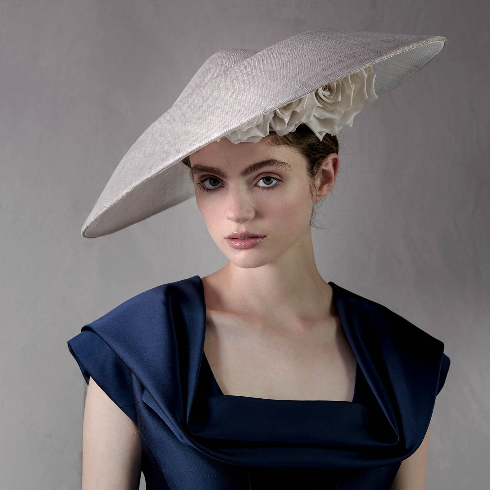 Along the Nile couture hat - Products - Lock & Co. Hatters London UK