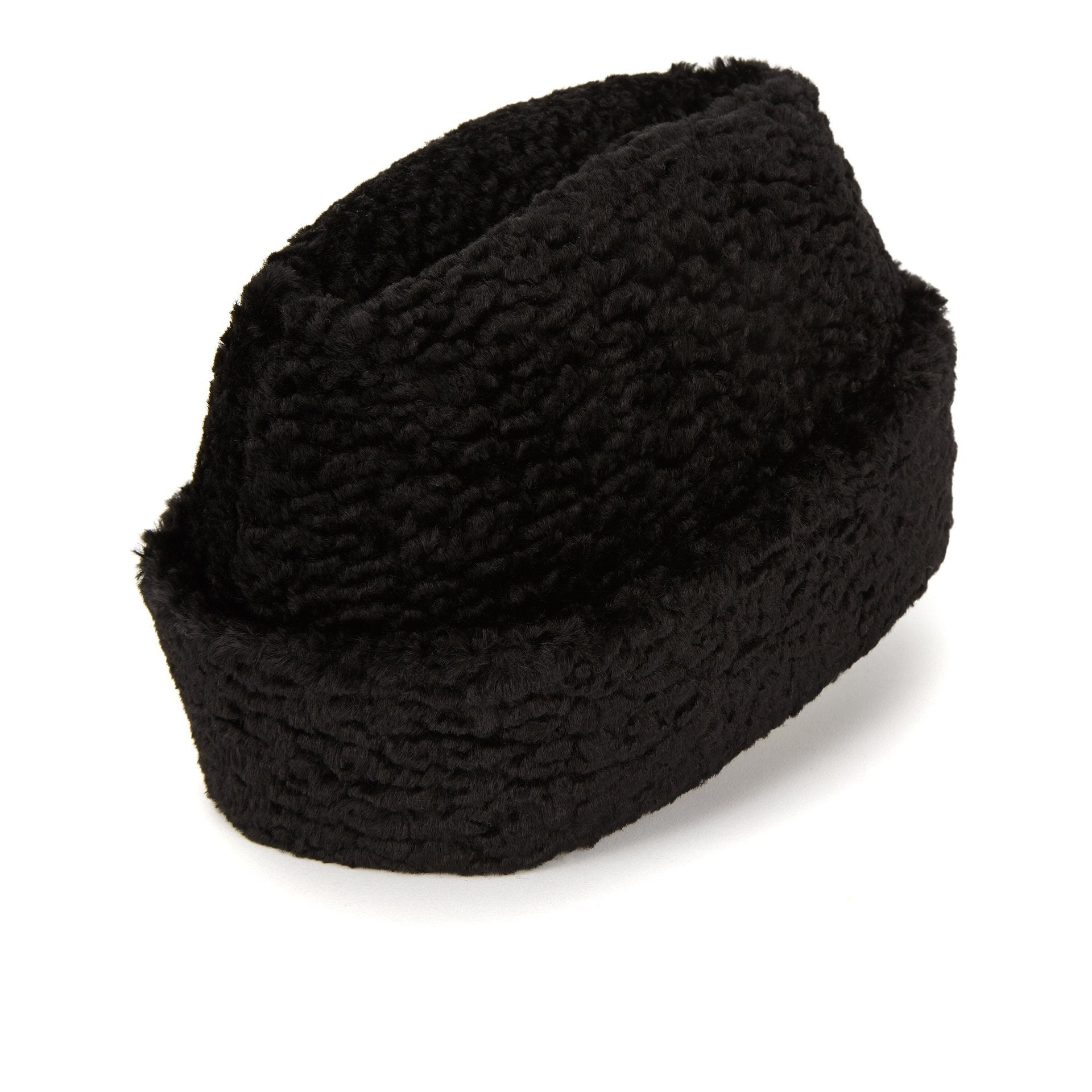 Astrakhan faux fur hat - Products - Lock & Co. Hatters London UK