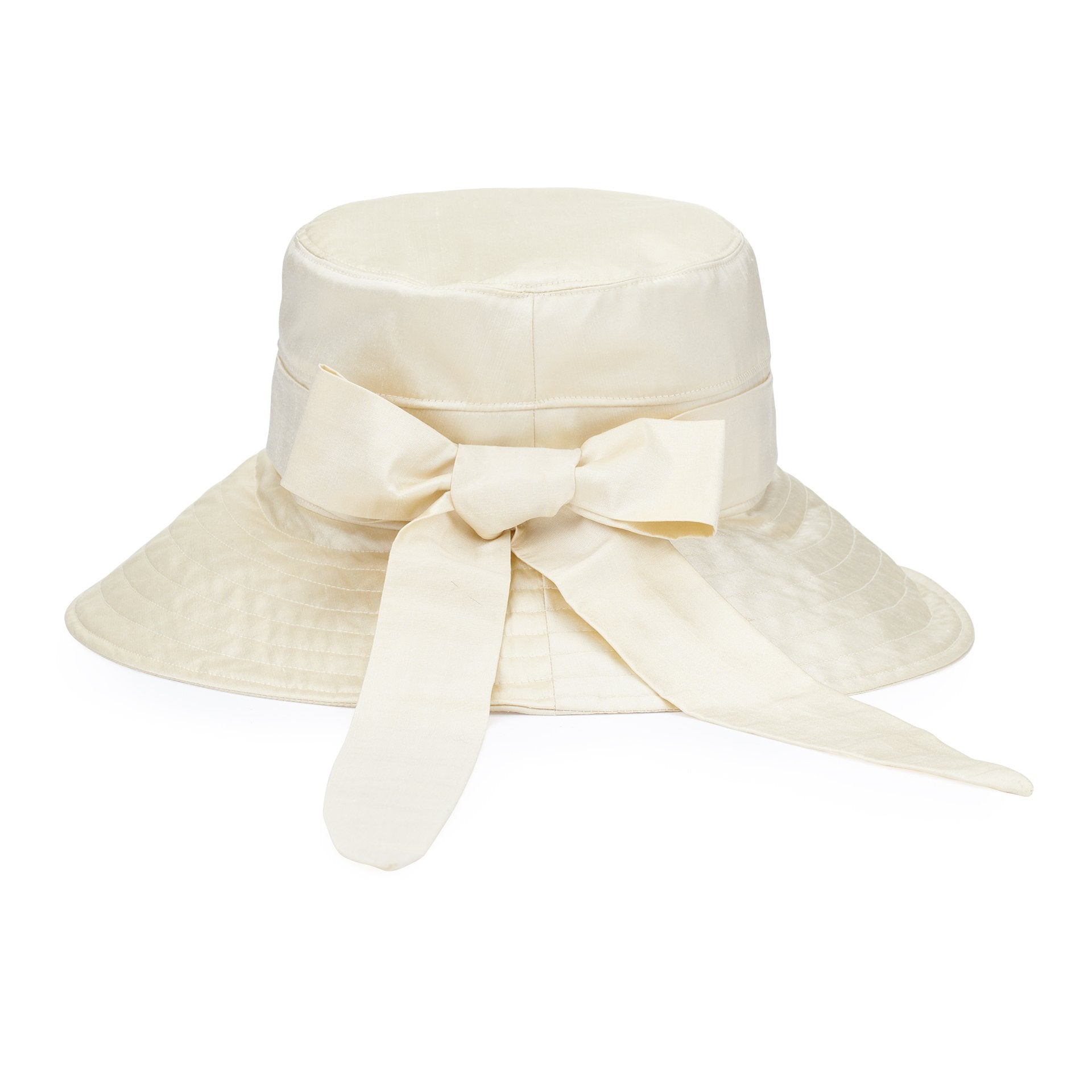 Brigitte silk sun hat - Panamas, Straw and Sun Hats for Women - Lock & Co. Hatters London UK