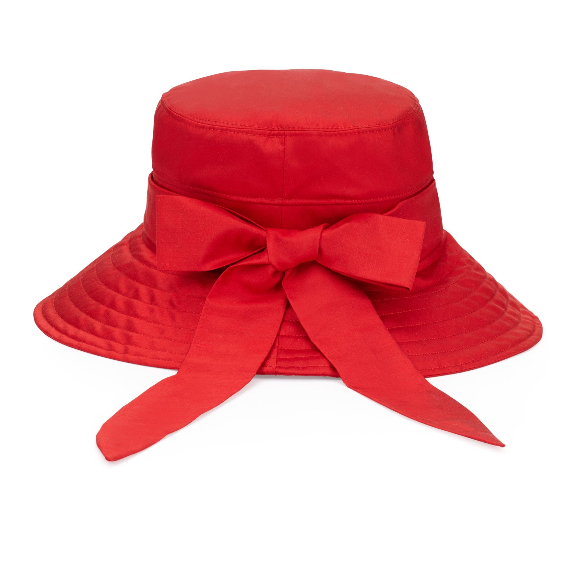 Brigitte silk sun hat - Women's hats - Lock & Co. Hatters London UK