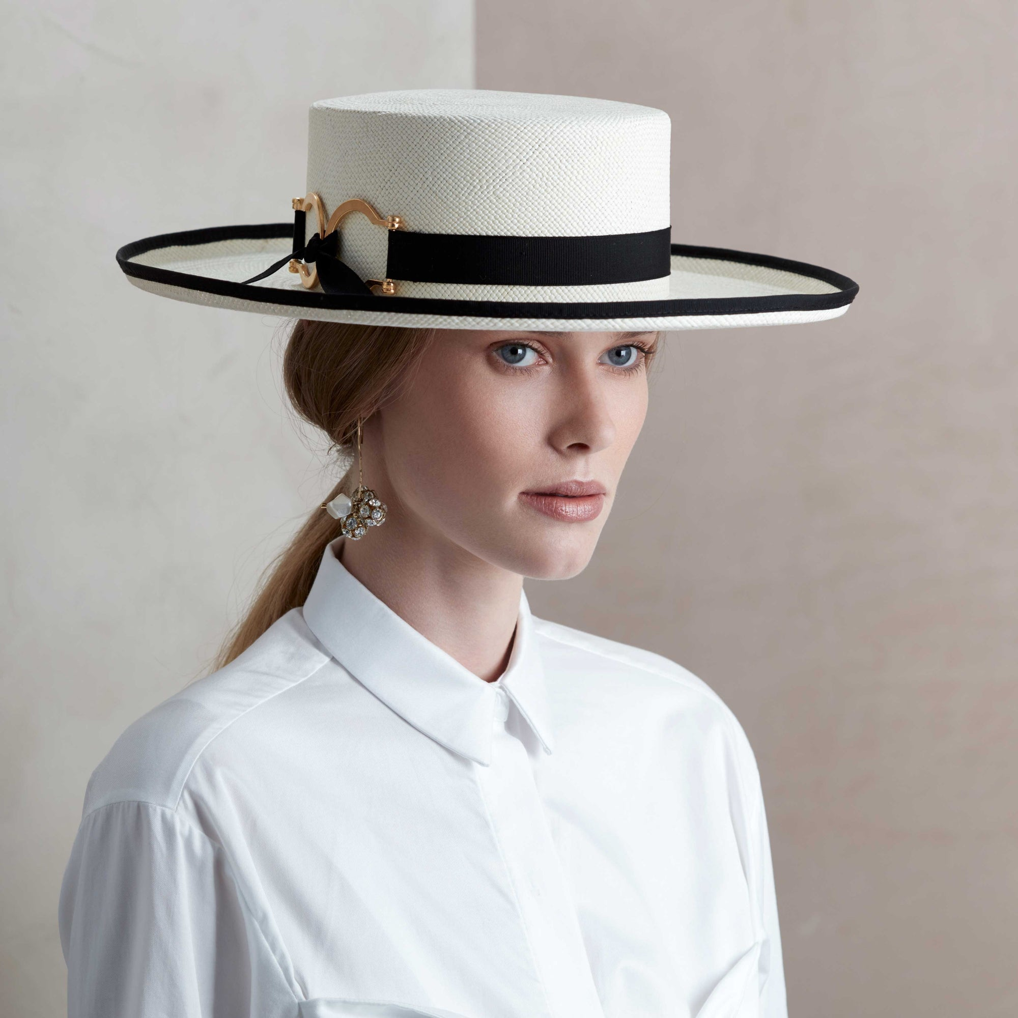 Cairo Panama - Panamas, Straw and Sun Hats for Women - Lock & Co. Hatters London UK