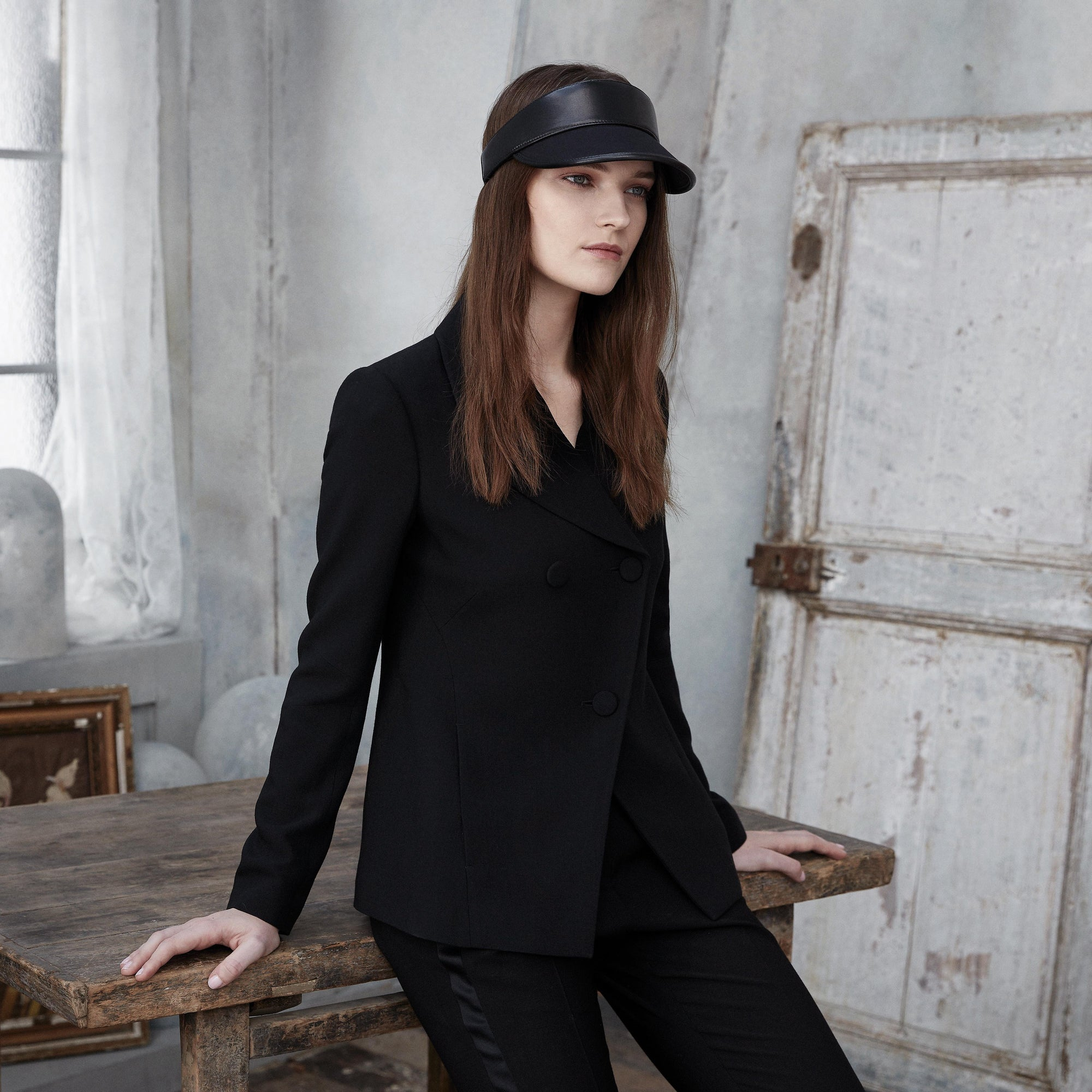 Cara visor - Women's hats - Lock & Co. Hatters London UK