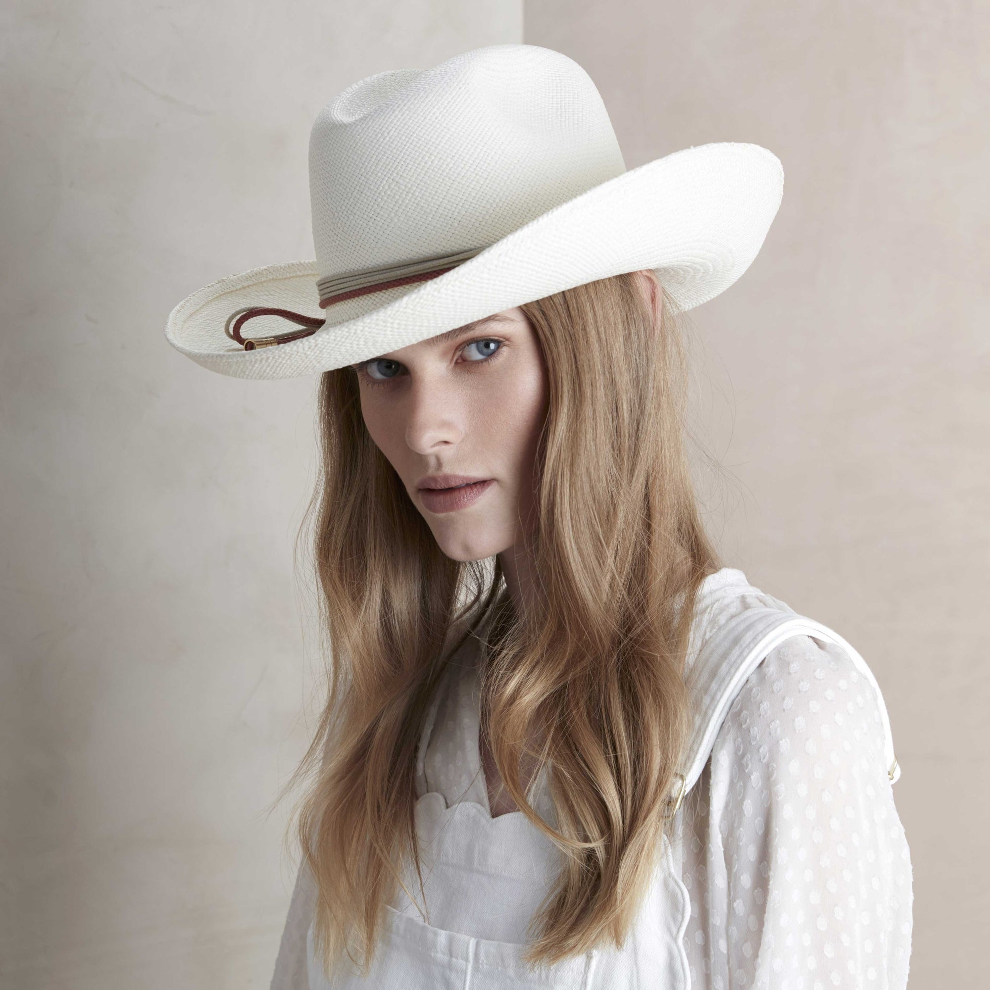 Cassidy Panama hat - Women's hats - Lock & Co. Hatters London UK