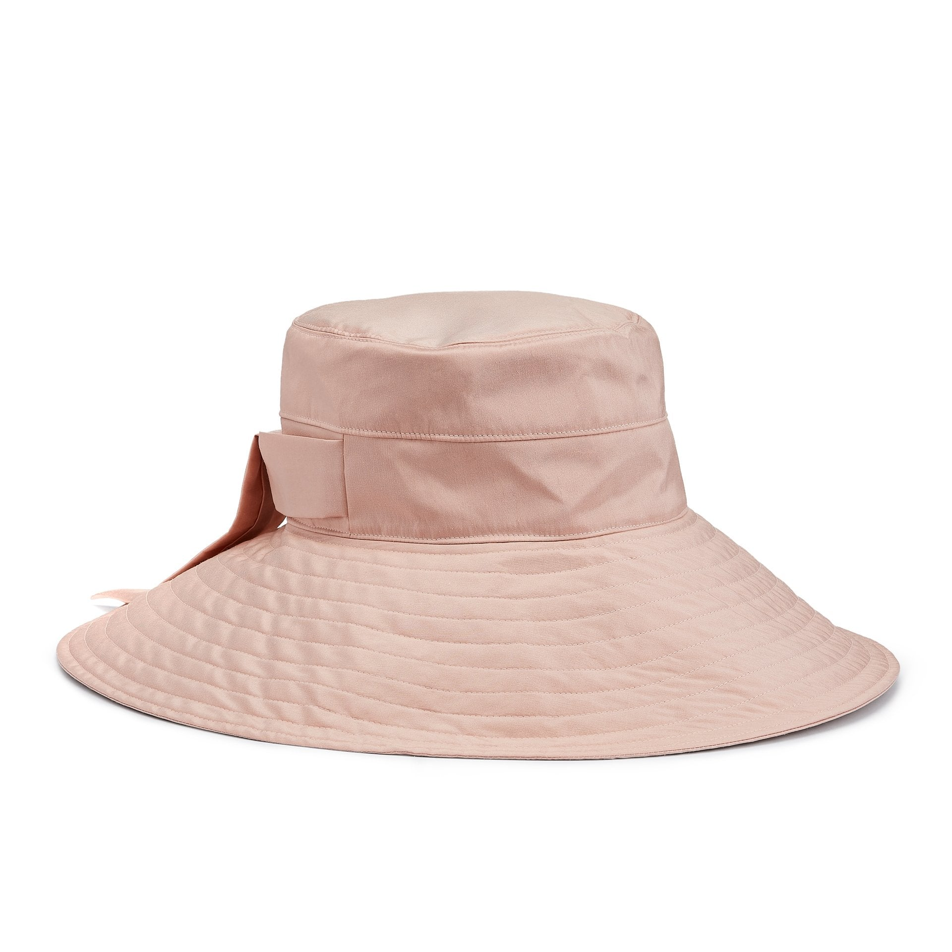 Clemence silk sun hat - Panamas, Straw and Sun Hats for Women - Lock & Co. Hatters London UK