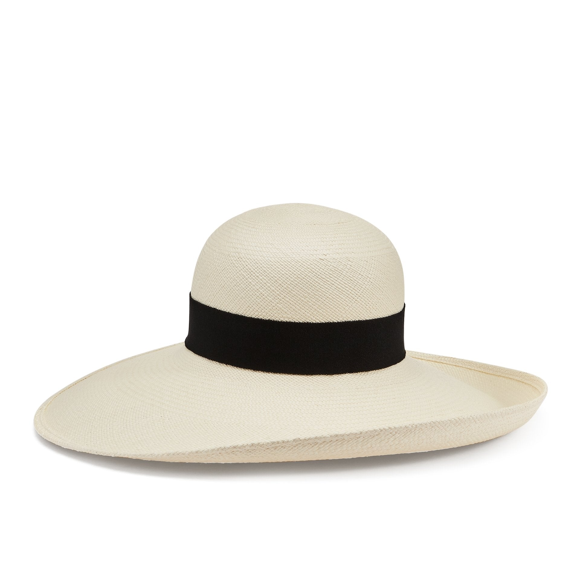 Cleopatra wide brim Panama - Panamas, Straw and Sun Hats for Women - Lock & Co. Hatters London UK