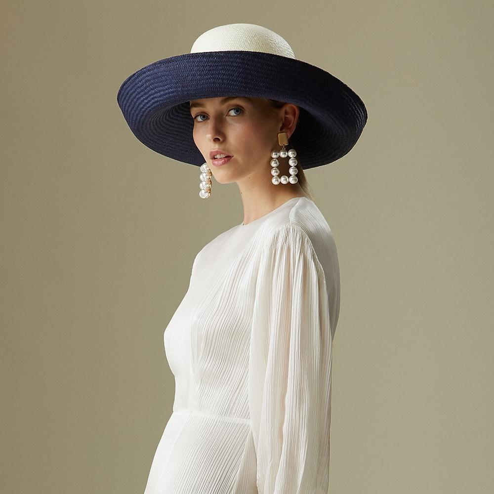 Côte d'Azur Panama - Women's hats - Lock & Co. Hatters London UK
