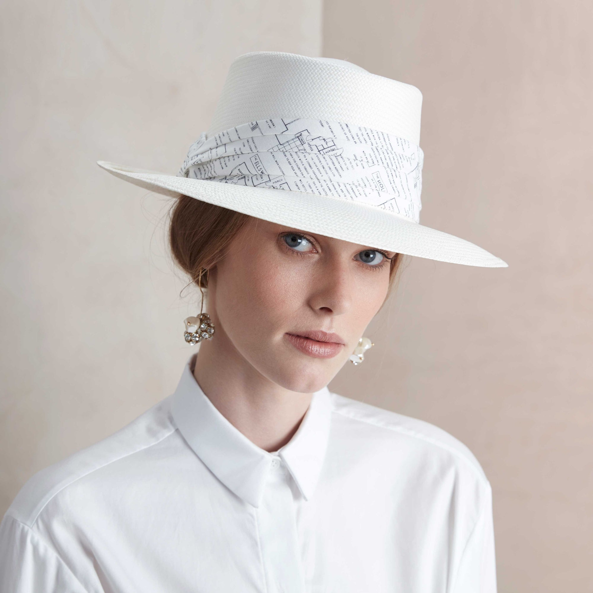 Editor's choice Panama hat - Women's hats - Lock & Co. Hatters London UK