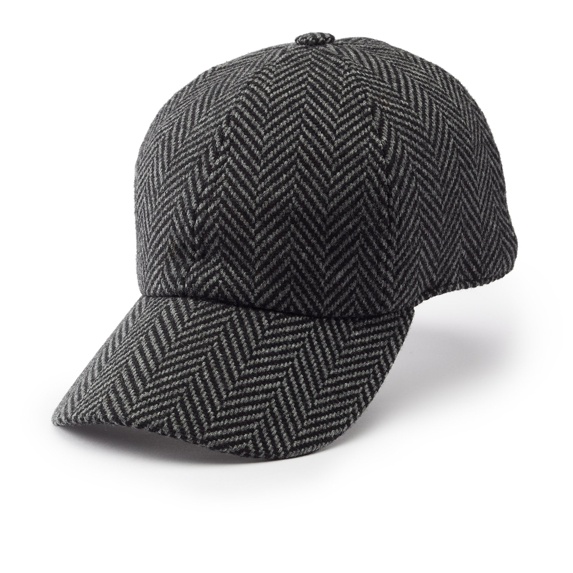 Escorial wool baseball cap - Escorial Wool hats - Lock & Co. Hatters London UK