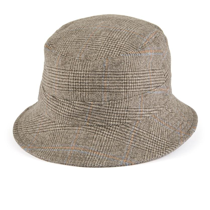 Escorial wool bucket hat - Men's Bucket hats - Lock & Co. Hatters London UK
