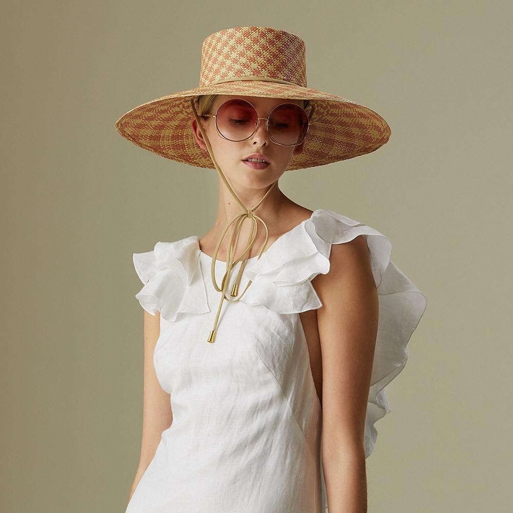 Fayence Panama - Women's hats - Lock & Co. Hatters London UK