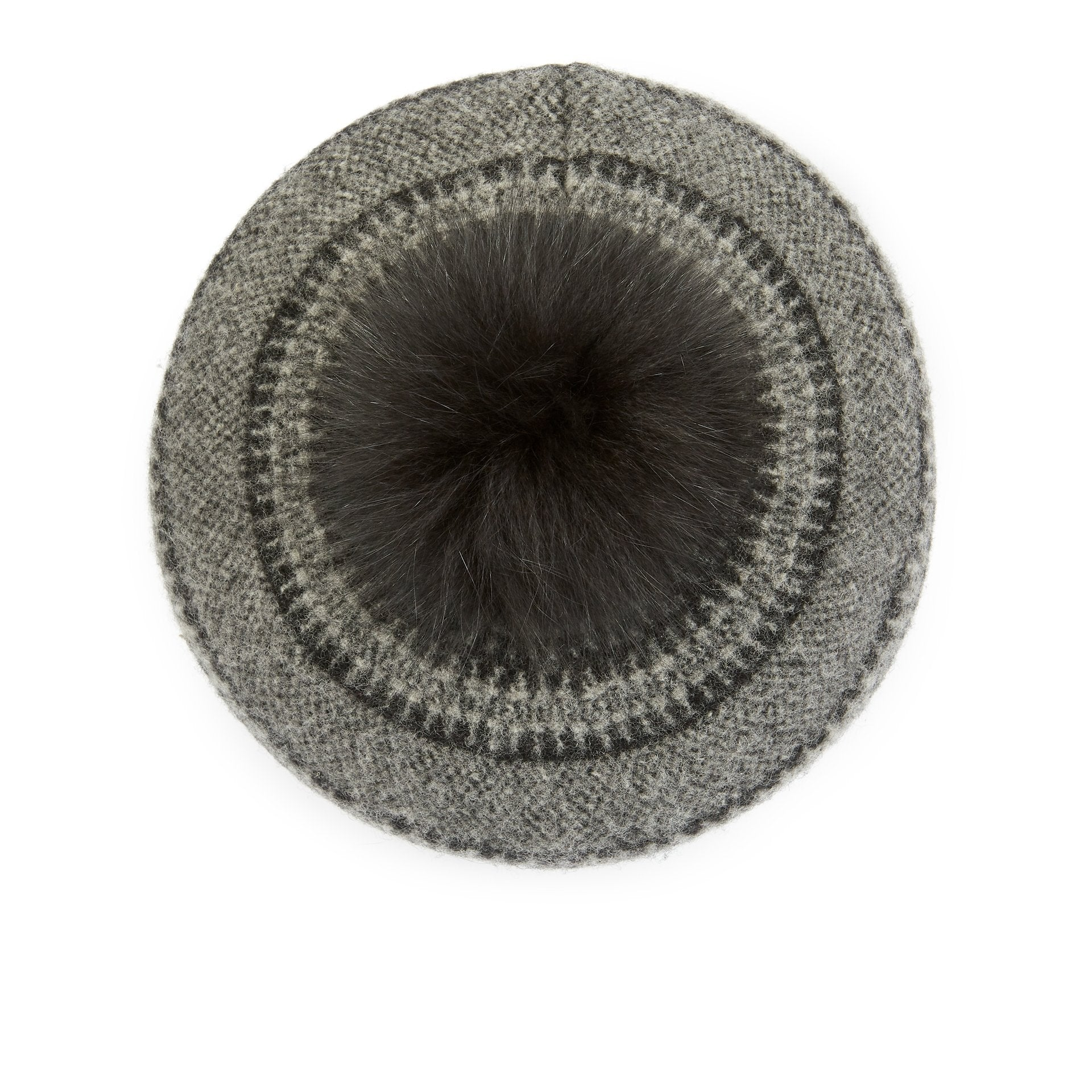 Forbes jacquard beret - Women's Beanies - Lock & Co. Hatters London UK
