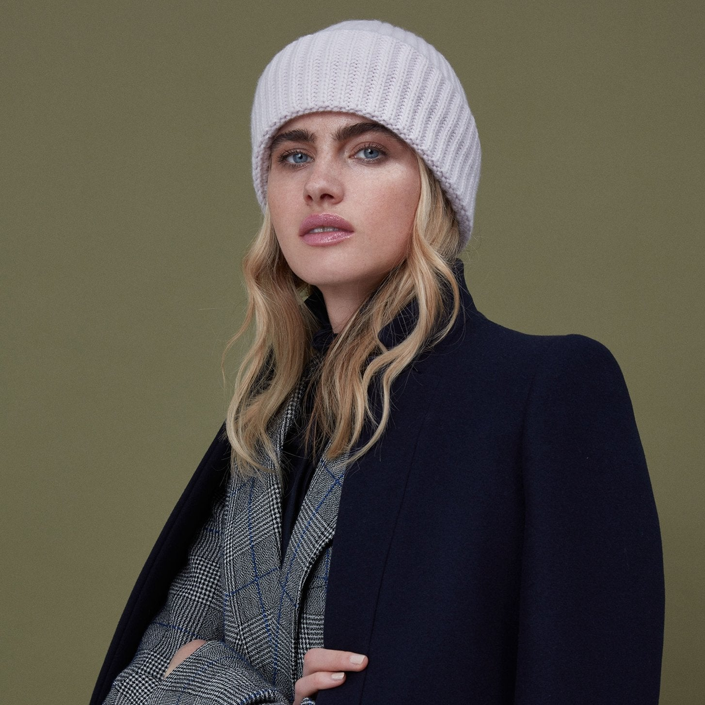 Glencoe cashmere beanie - Women's Beanies - Lock & Co. Hatters London UK