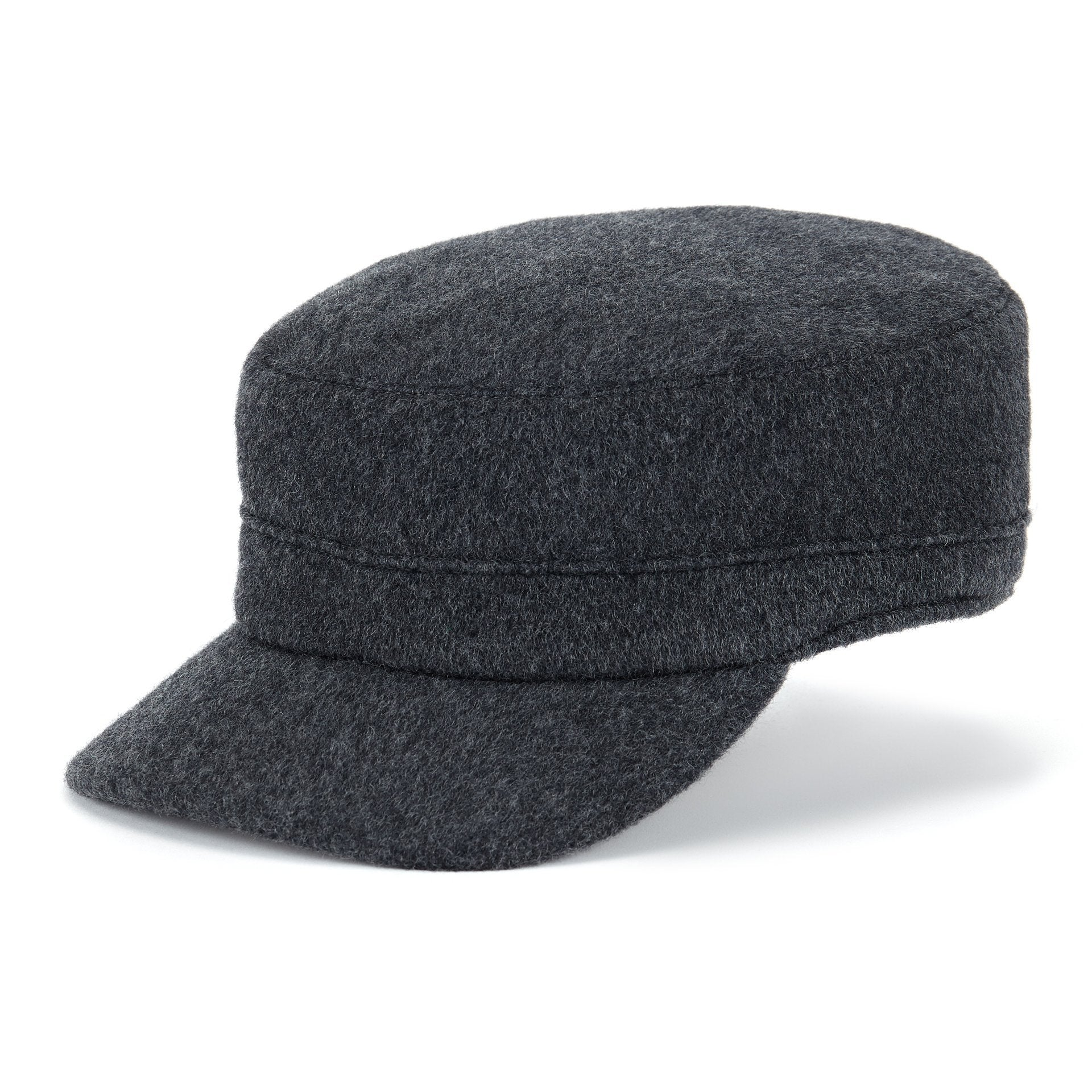 Helsinki cashmere cap - Baseball caps, engineer & watch caps - Lock & Co. Hatters London UK