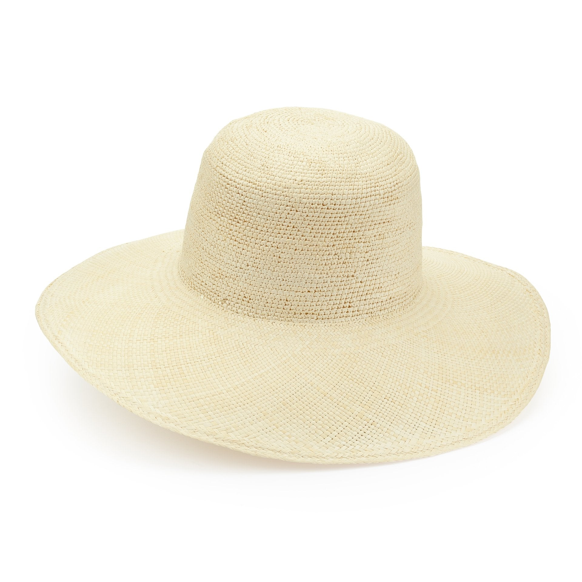 Lucille Sun hat - Panamas, Straw and Sun Hats for Women - Lock & Co. Hatters London UK