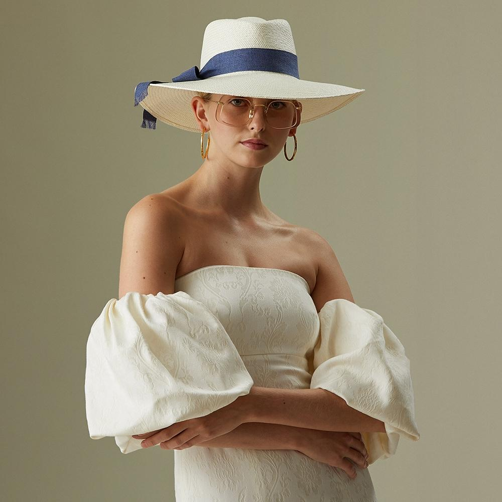 Menton Panama - Panamas, Straw and Sun Hats for Women - Lock & Co. Hatters London UK