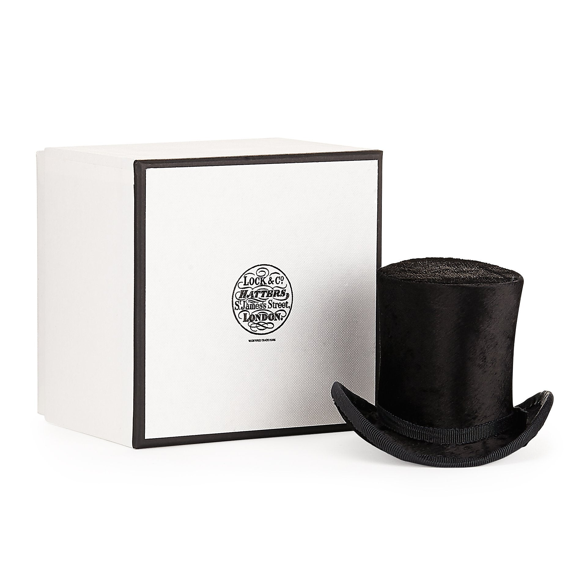 Miniature top hat - Hat Accessories - Lock & Co. Hatters London UK