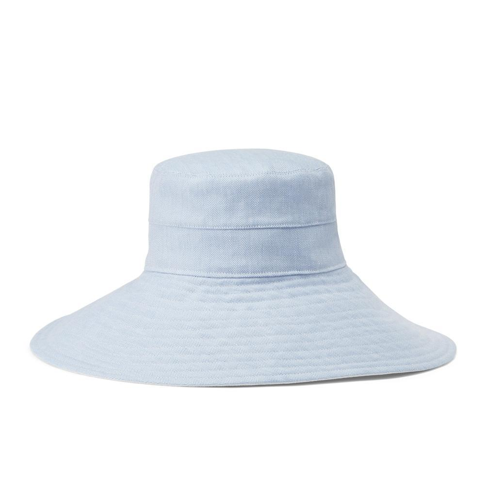 Monte Carlo linen sun hat - Women's hats - Lock & Co. Hatters London UK