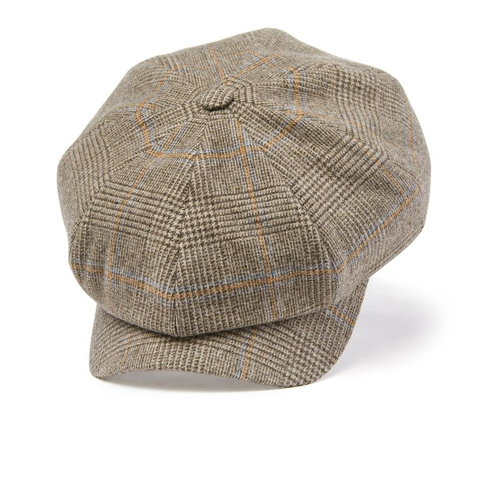 Morton newsboy cap - Escorial Wool hats - Lock & Co. Hatters London UK
