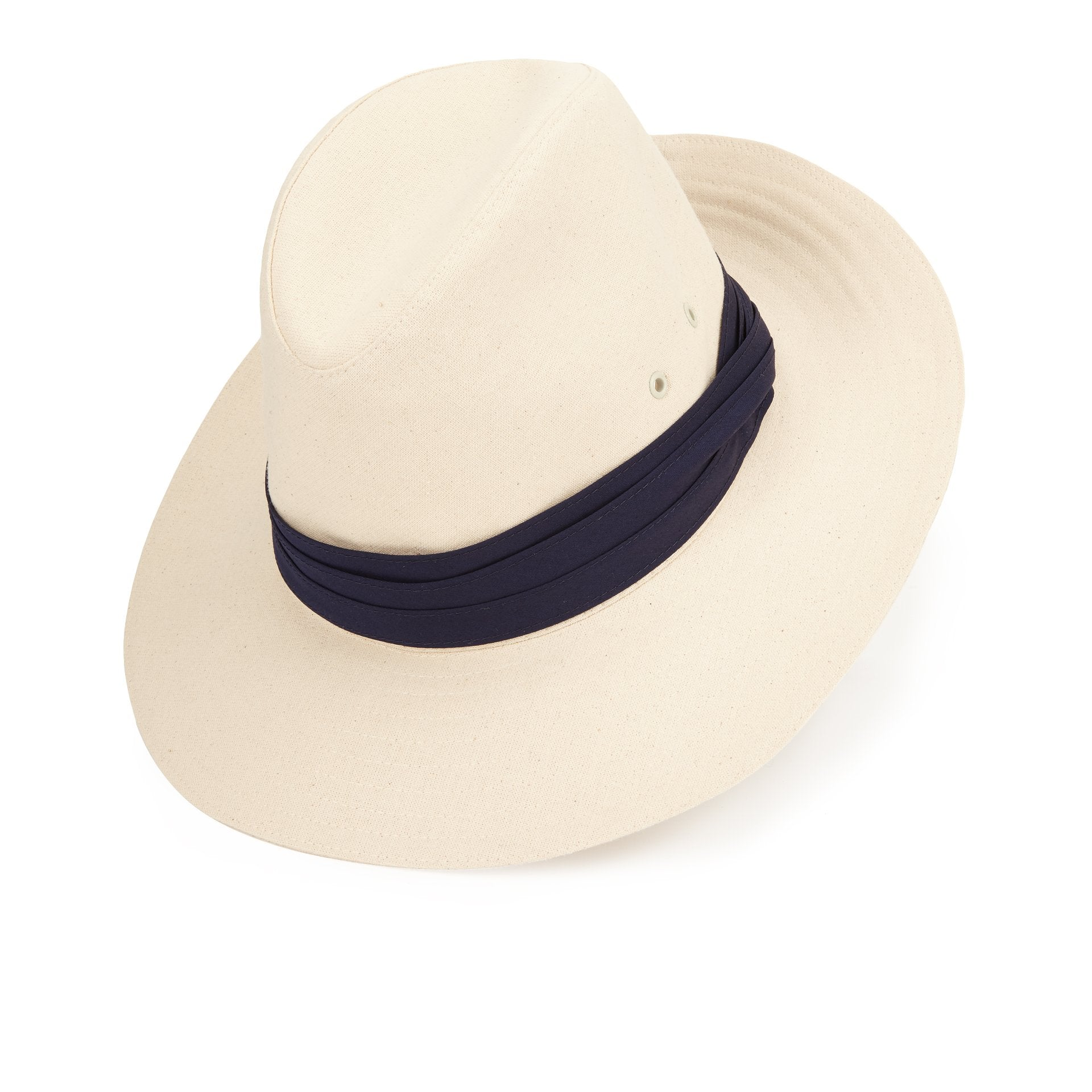 Namibia calico fedora - Fedoras & homburgs - Lock & Co. Hatters London UK