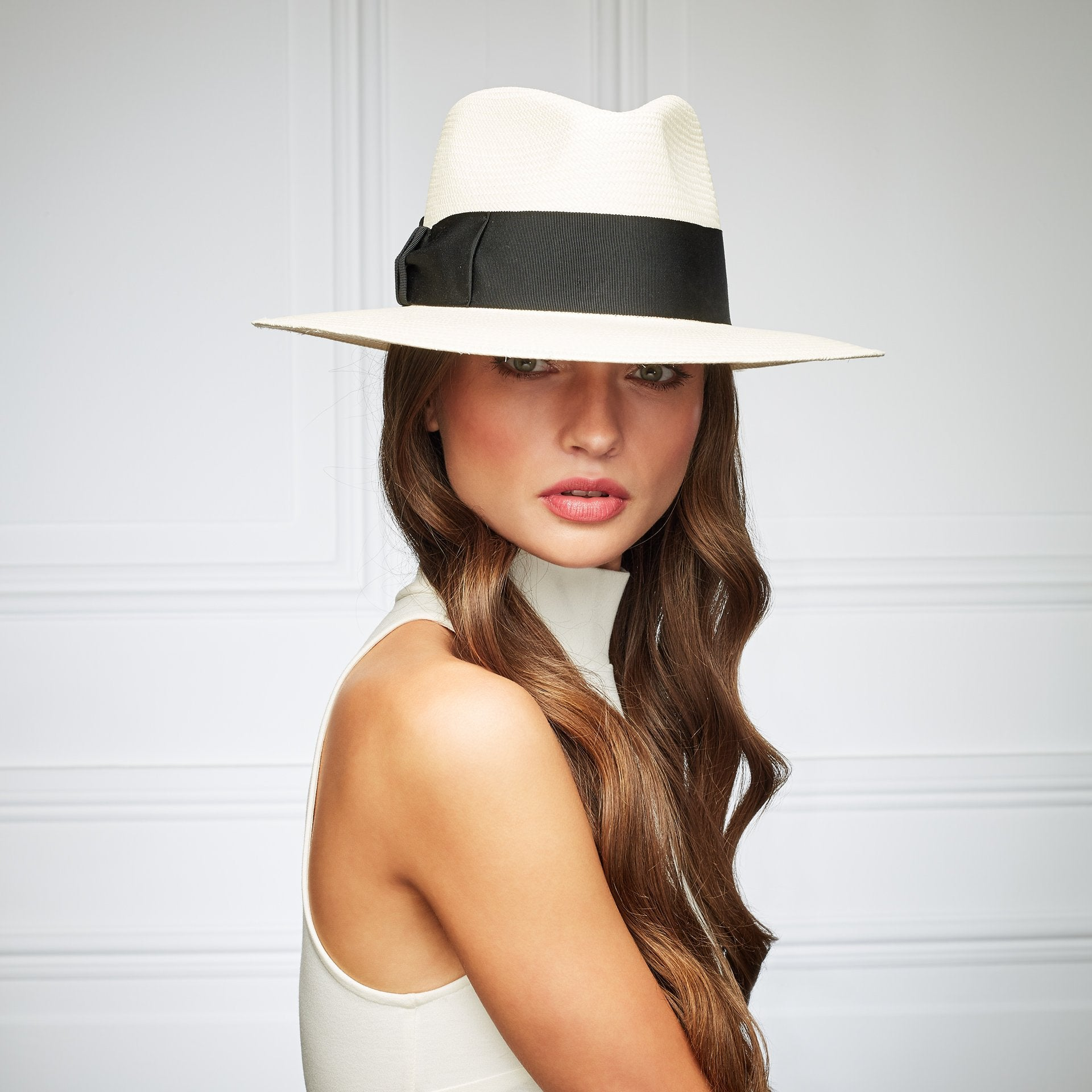 Peacehaven Panama - Panamas, Straw and Sun Hats for Women - Lock & Co. Hatters London UK