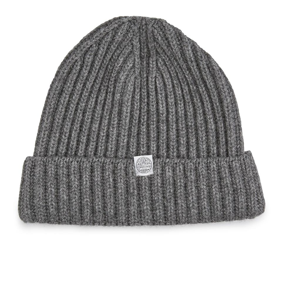 Rannoch cashmere beanie - Beanies - Lock & Co. Hatters London UK