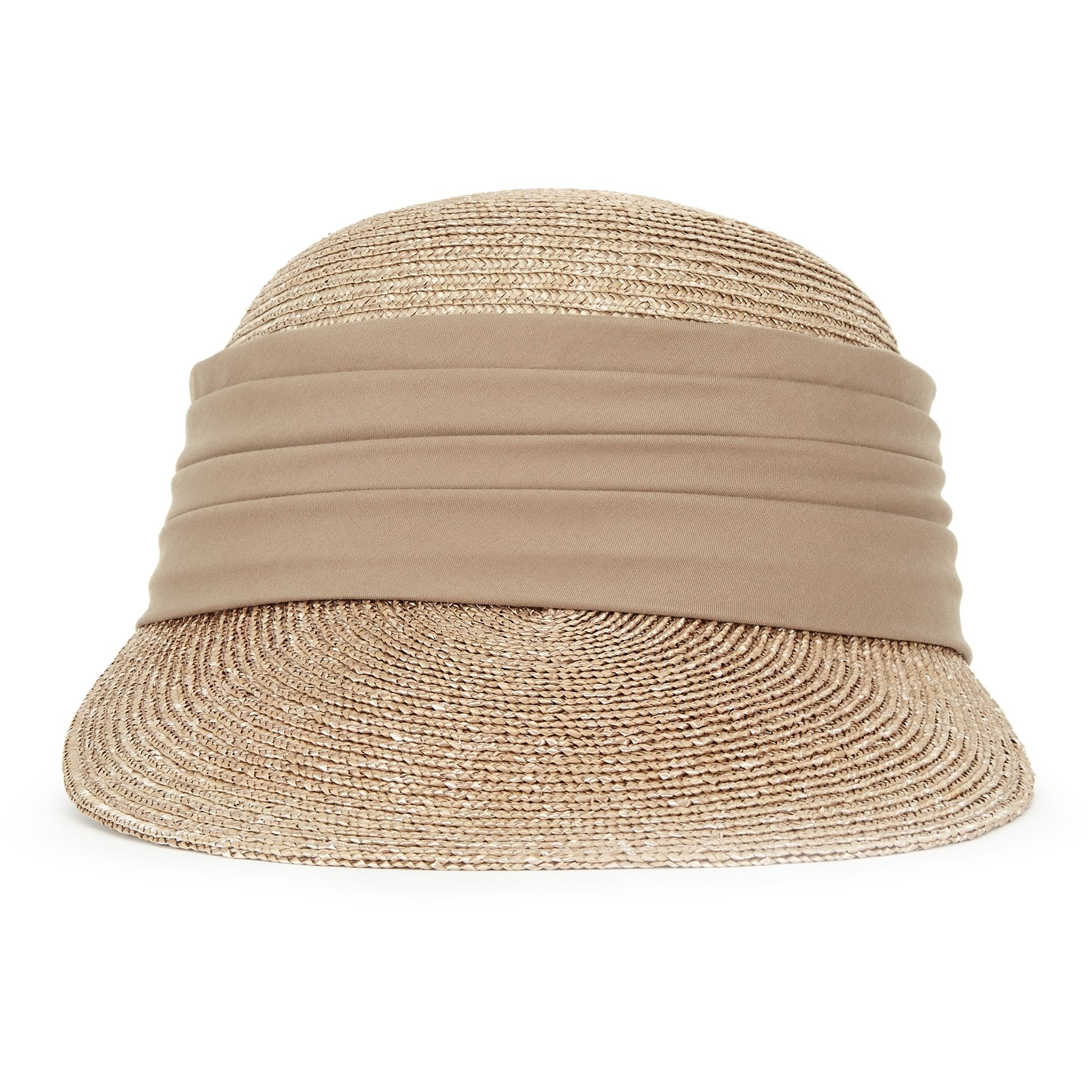 Serina Straw baseball cap - Women's hats - Lock & Co. Hatters London UK