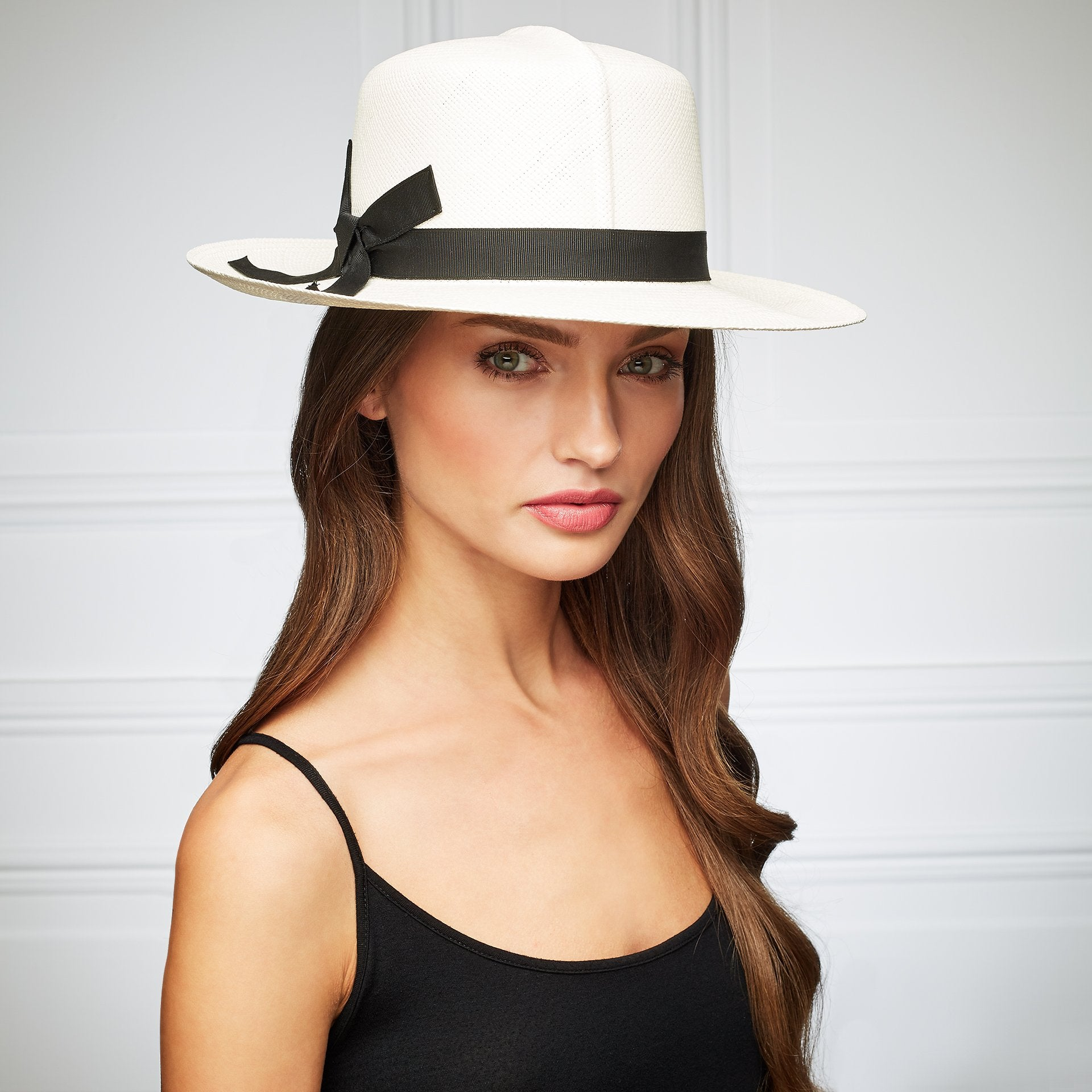 St Ives rollable panama - Panamas, Straw and Sun Hats for Women - Lock & Co. Hatters London UK