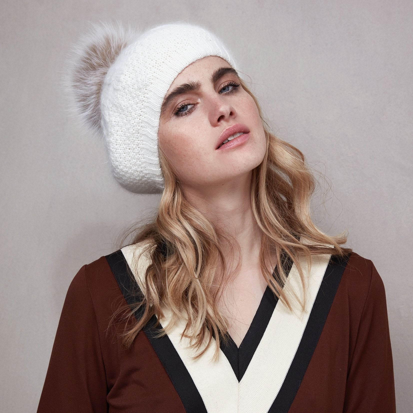 St. Moritz beret - Women's Beanies - Lock & Co. Hatters London UK