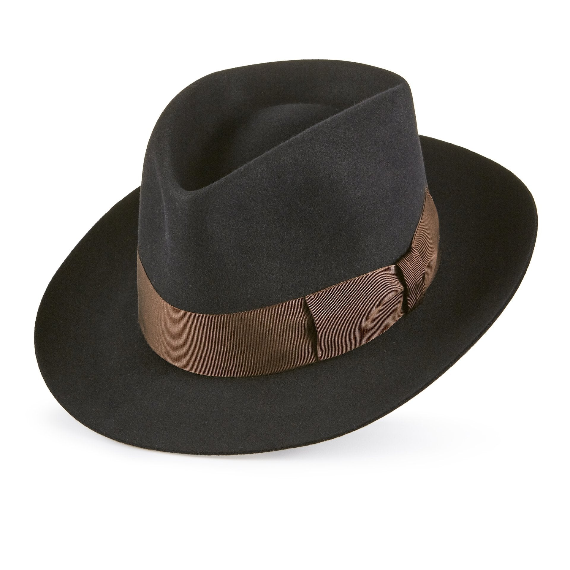 Stratton fedora - Fedoras & homburgs - Lock & Co. Hatters London UK