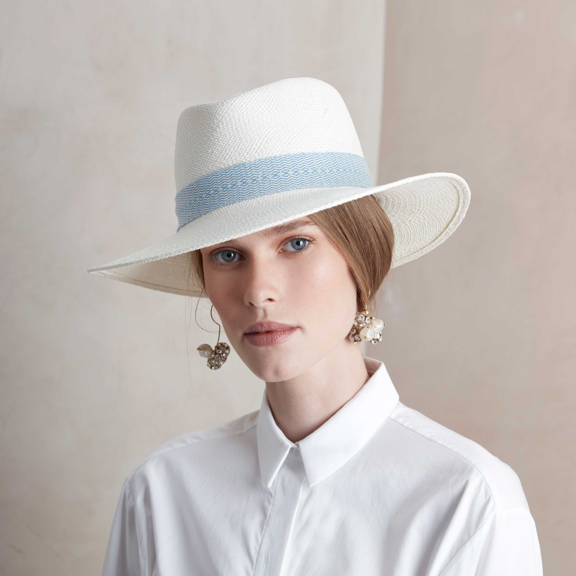The Nile Panama - Women's hats - Lock & Co. Hatters London UK