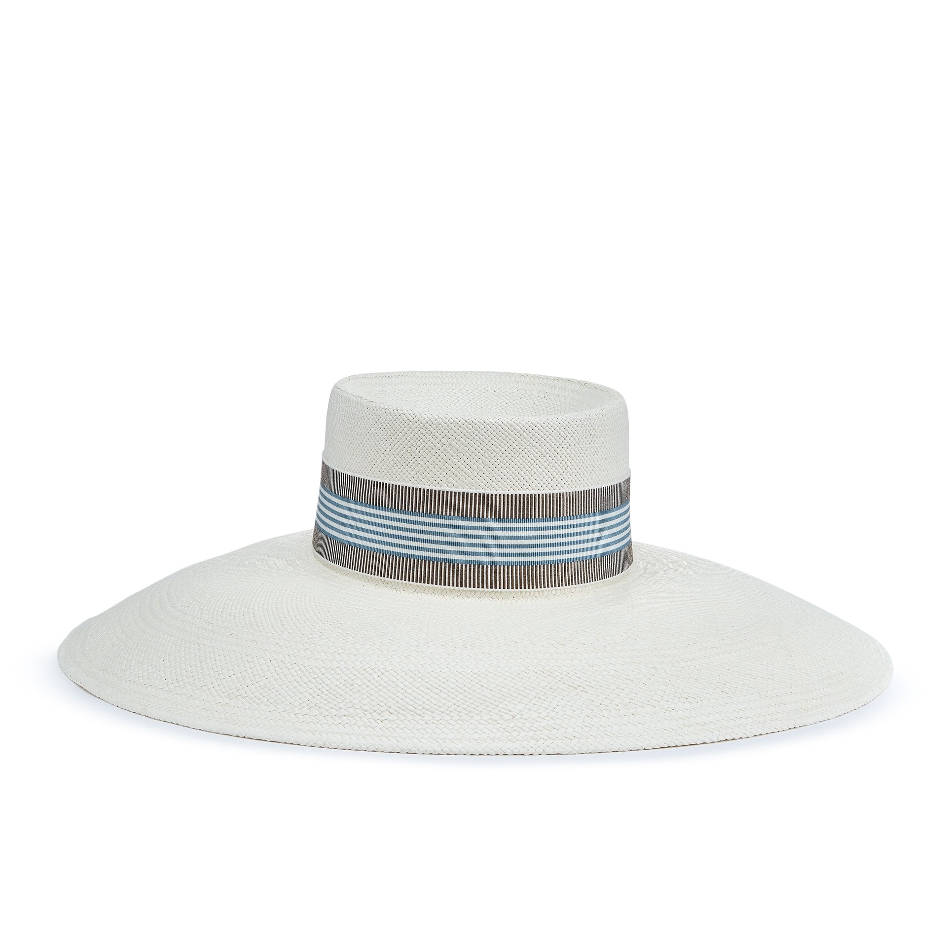 Thebes wide brim Panama - Panamas, Straw and Sun Hats for Women - Lock & Co. Hatters London UK