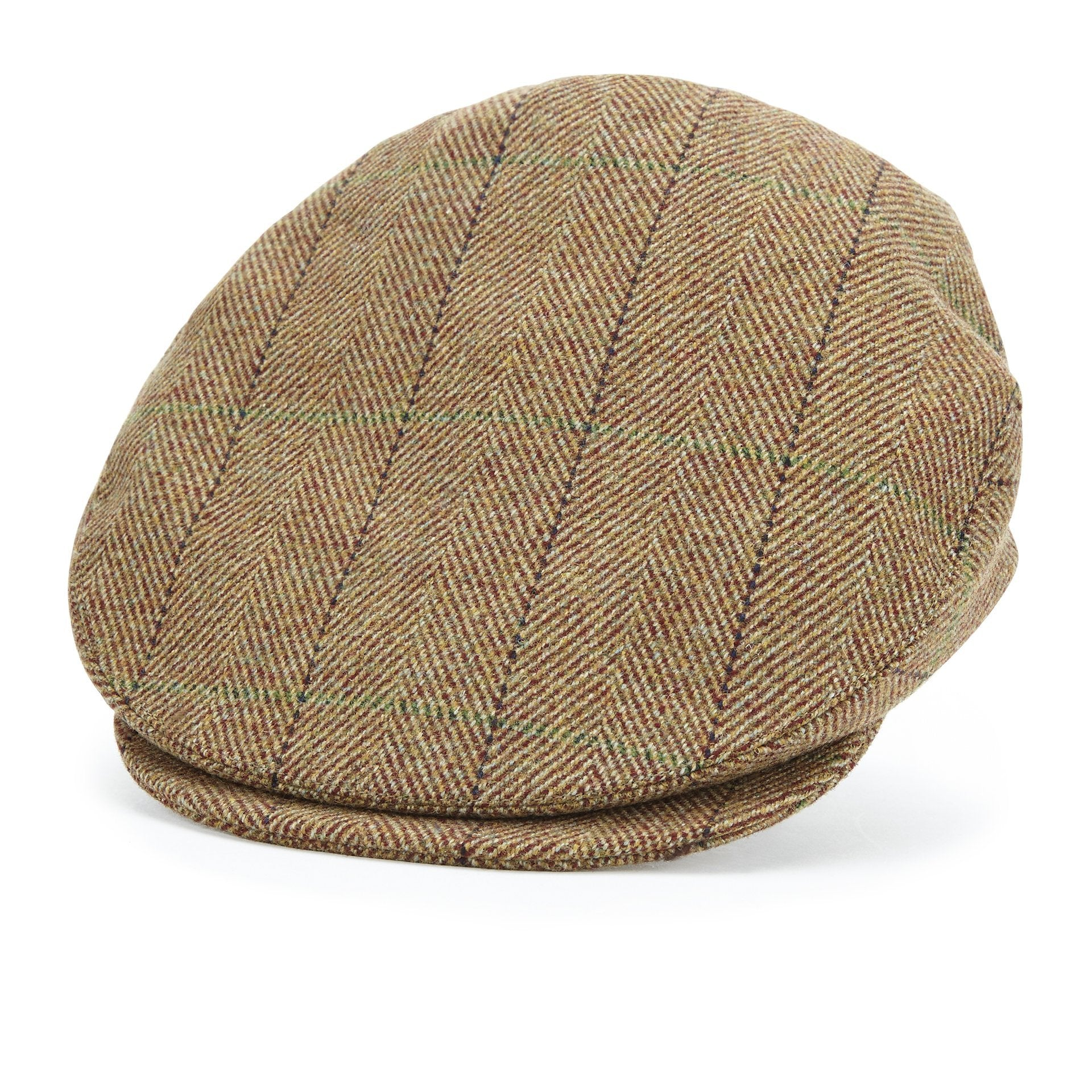 Turnberry tweed flat cap - Flat caps - Lock & Co. Hatters London UK