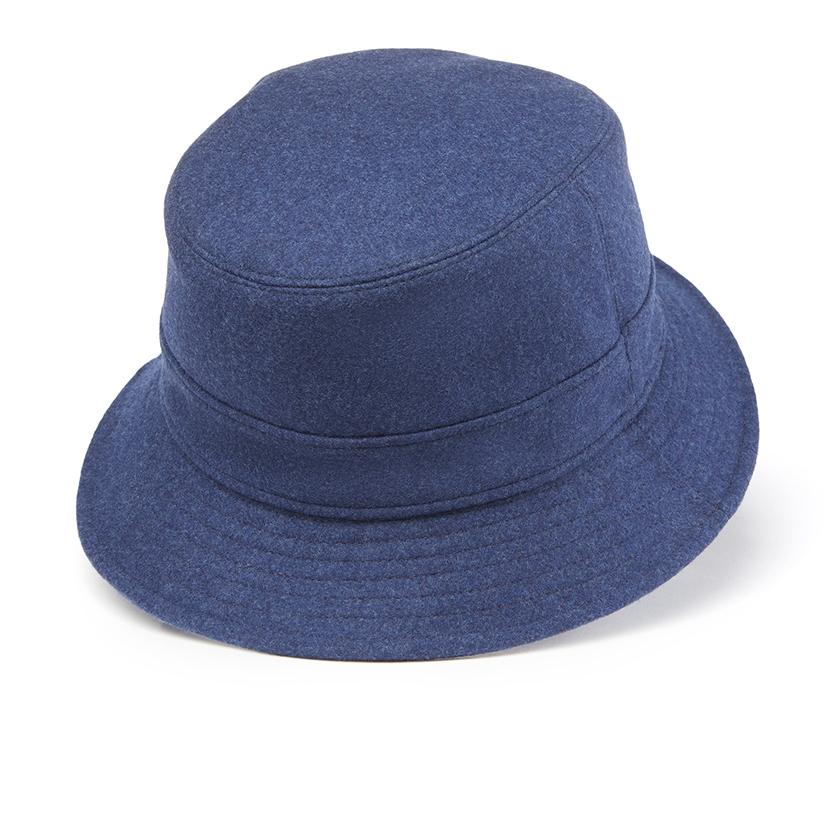 Alberto bucket hat. A Vitale Barberis Canonico collaboration - Men's Bucket hats - Lock & Co. Hatters London UK