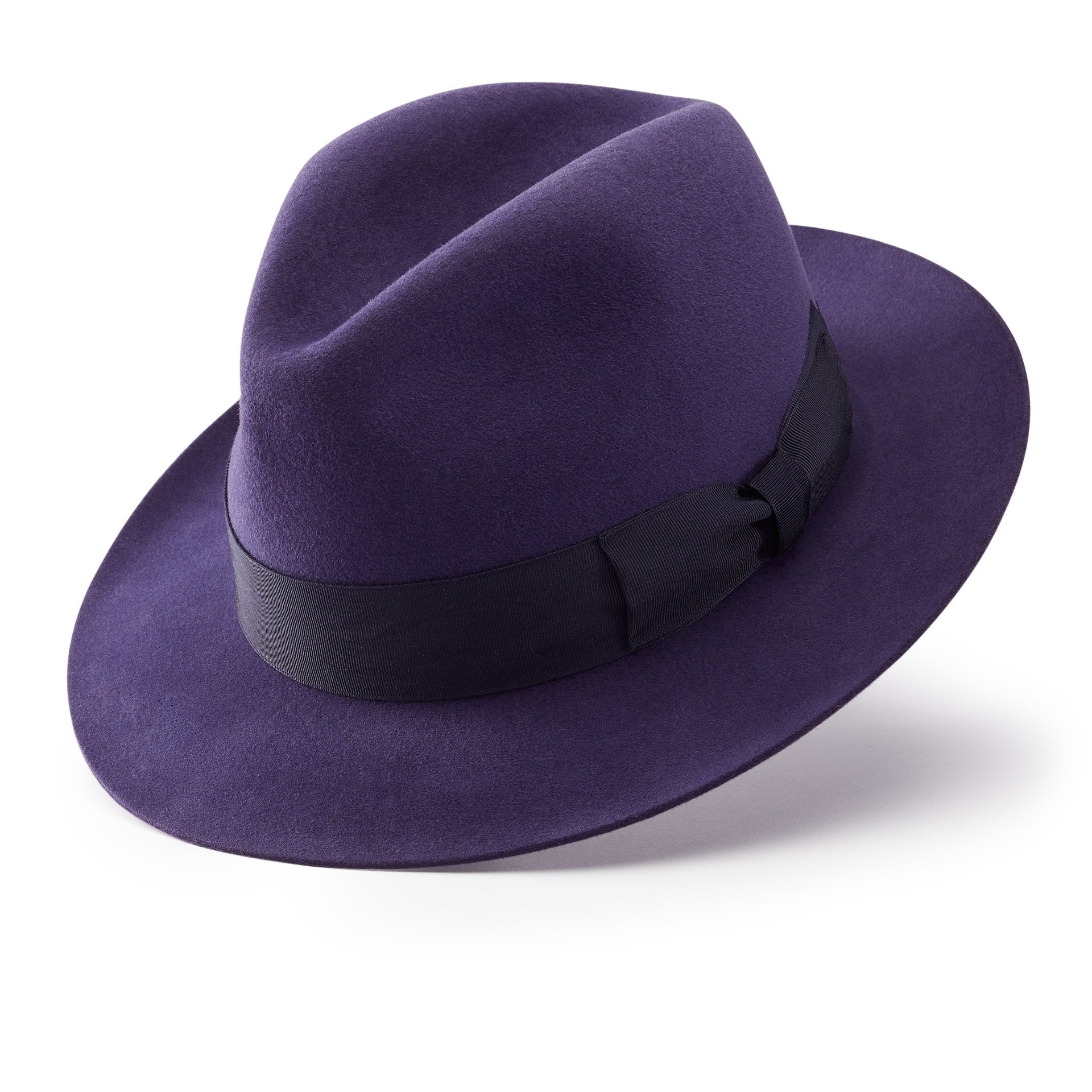 Wells fedora - Fedoras & homburgs - Lock & Co. Hatters London UK