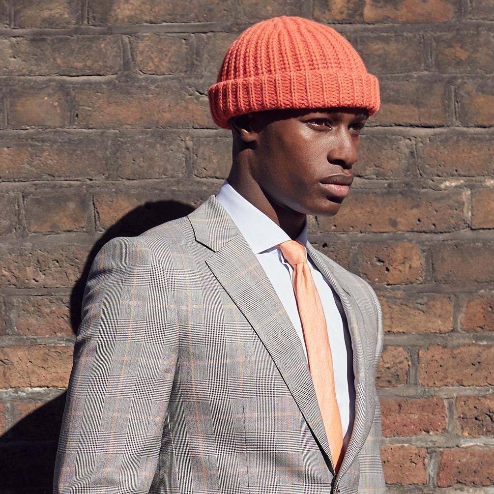Wick cashmere beanie - Beanies - Lock & Co. Hatters London UK
