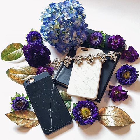 real-marble-iphone-case-blackmarble-whitemarble