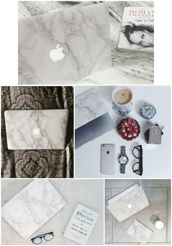 Marble-MacBook-Cover
