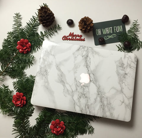 MarbleMacBookDecal