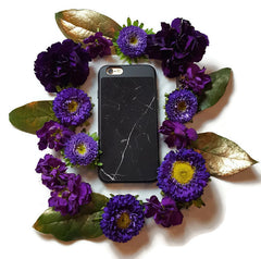 REAL Marble iPhone Case for iPhone 6 / 6s. - Marble MacBook Decals - 3