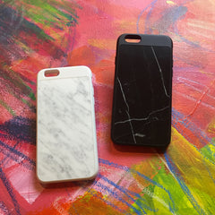 REAL Marble iPhone Case for iPhone 6 / 6s. - Marble MacBook Decals - 14