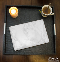 Marble Mac Cover Sticker - Marble MacBook Decals - 7