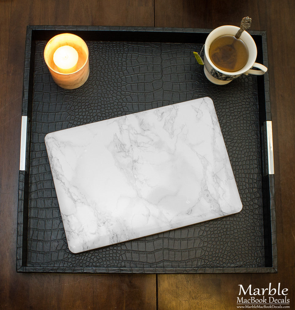 Marble Computer Decal