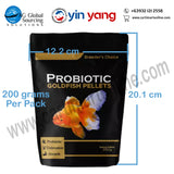 Breeder's Choice Probiotic Goldfish Pellets - cartimartonline.com