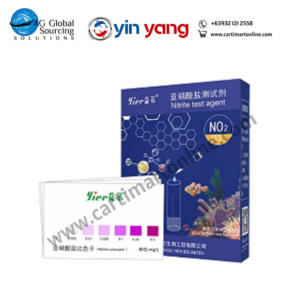 Nitrite Test Kit Yier Breeder's Choice Brand - cartimartonline.com