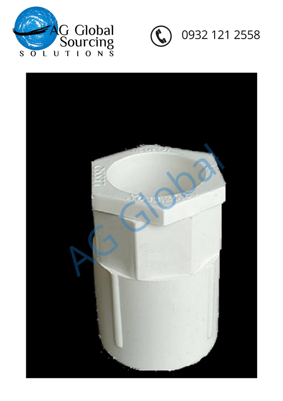 Bulkhead fitting slim type 3/4 inch size - cartimartonline.com