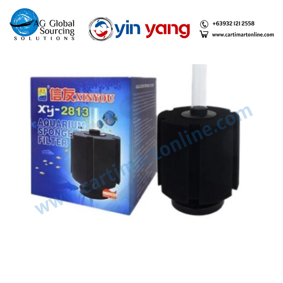 Aquarium Sponge Filter Big (Xinyou xy-2813) - cartimartonline.com