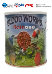 Blood worms fish food - cartimartonline.com