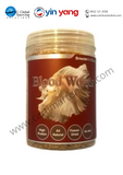 Breeder's Choice Organic dried blood worms small jar - cartimartonline.com