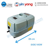 Pond AC/DC air pump JinLuo Y-60 - cartimartonline.com